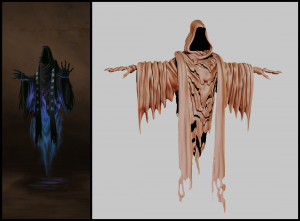 Underworld Ascendant Screenshot Eidolon Concept art