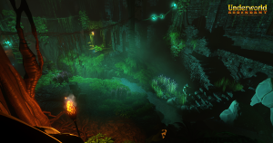 Underworld Ascendant Screenshot swamp