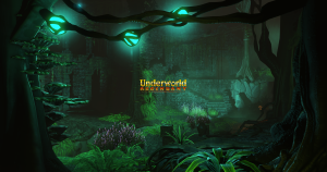 Underworld Ascendant Screenshot mana forest