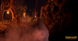 Underworld Ascendant Screenshot - lizardmen area